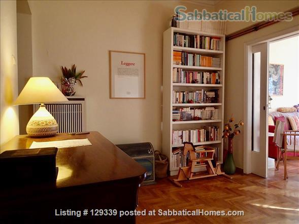 Stylish apartment in the Acropolis area Home Rental in Athens 5 - thumbnail
