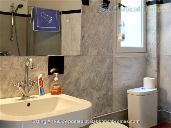 Stylish apartment in the Acropolis area Home Rental in Athens 8 - thumbnail
