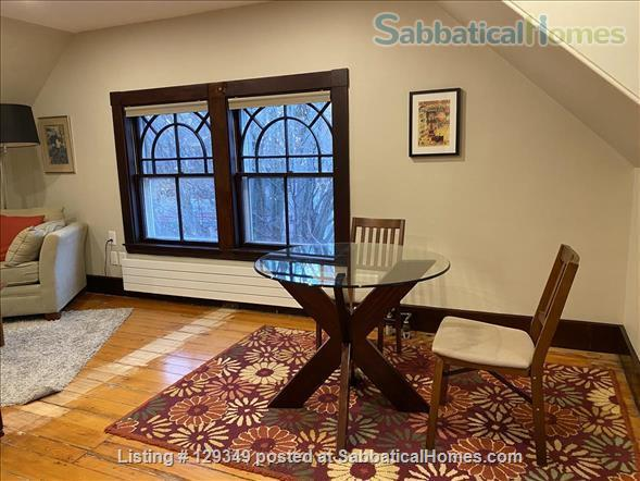 Private full floor suite in Family Home Home Exchange in Brookline, Massachusetts, United States 1