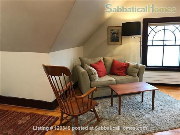 Private full floor suite in Family Home Home Exchange in Brookline, Massachusetts, United States 2