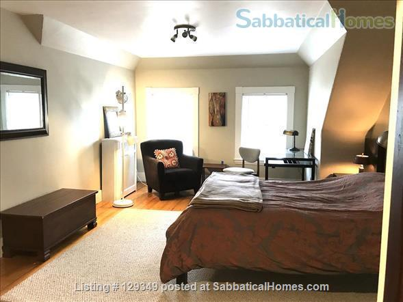 Private full floor suite in Family Home Home Exchange in Brookline, Massachusetts, United States 4