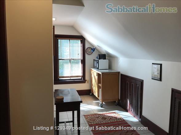 Private full floor suite in Family Home Home Exchange in Brookline, Massachusetts, United States 6