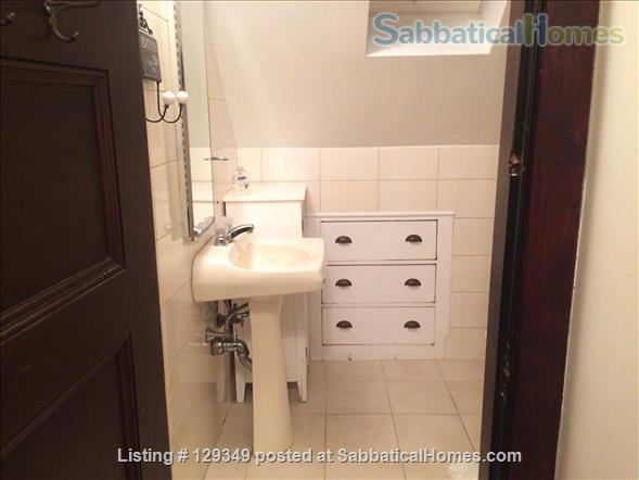Private full floor suite in Family Home Home Exchange in Brookline, Massachusetts, United States 7