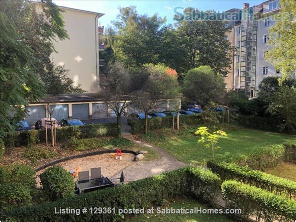 Well-being oasis with 3,5 rooms in Berlin-Wilmersdorf Home Rental in Berlin 9 - thumbnail