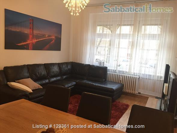 Well-being oasis with 3,5 rooms in Berlin-Wilmersdorf Home Rental in Berlin 0 - thumbnail