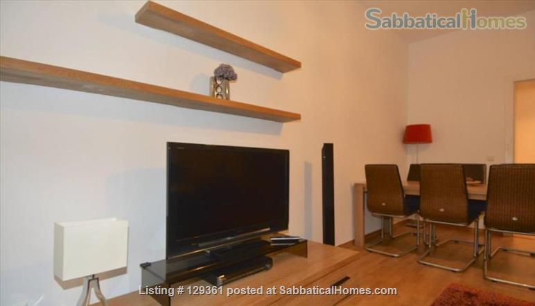 Well-being oasis with 3,5 rooms in Berlin-Wilmersdorf Home Rental in Berlin 2 - thumbnail