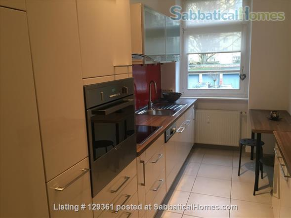 Well-being oasis with 3,5 rooms in Berlin-Wilmersdorf Home Rental in Berlin 3 - thumbnail