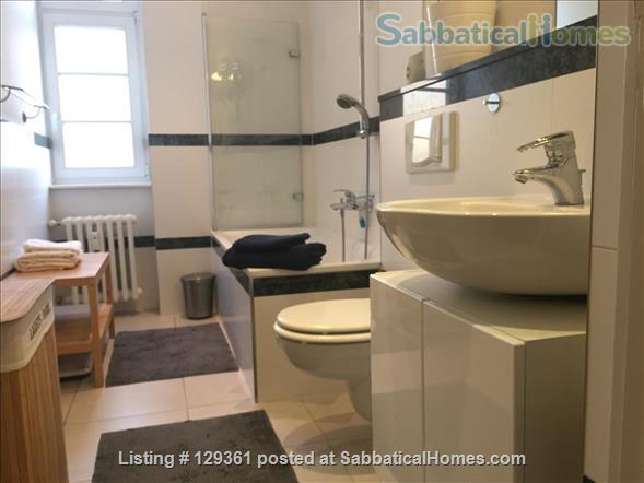 Well-being oasis with 3,5 rooms in Berlin-Wilmersdorf Home Rental in Berlin 4 - thumbnail