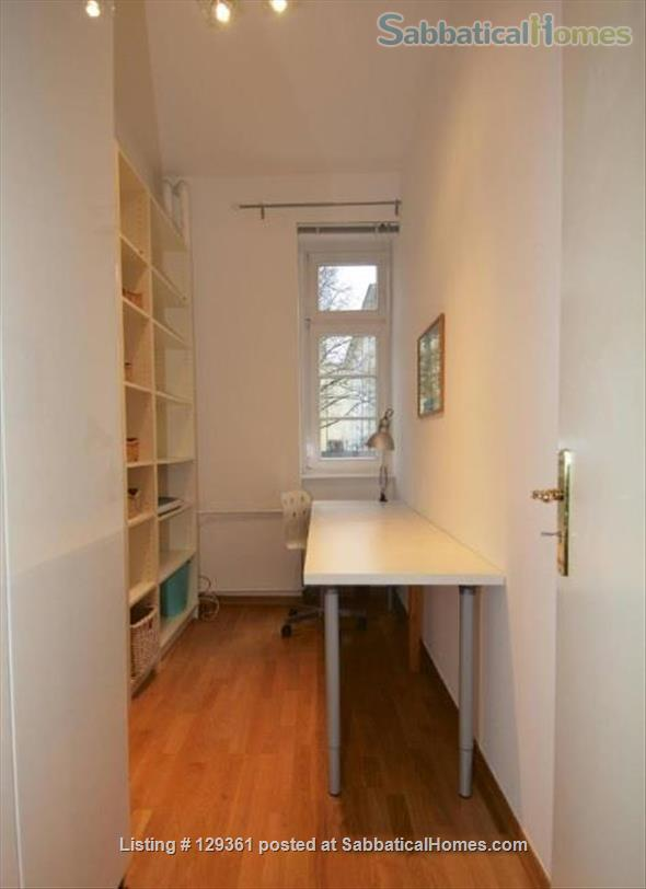 Well-being oasis with 3,5 rooms in Berlin-Wilmersdorf Home Rental in Berlin 5 - thumbnail