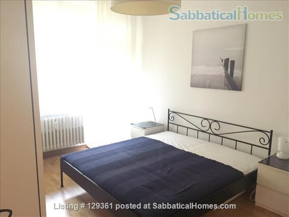 Well-being oasis with 3,5 rooms in Berlin-Wilmersdorf Home Rental in Berlin 6 - thumbnail