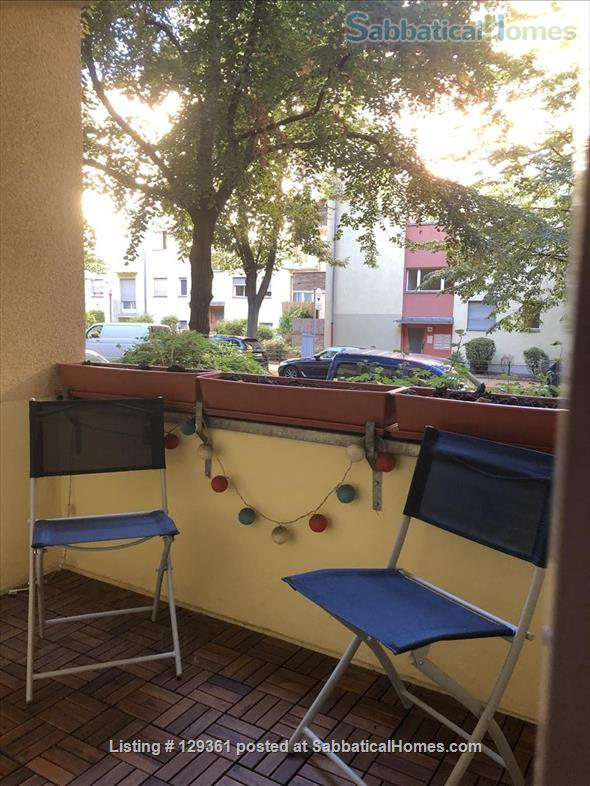 Well-being oasis with 3,5 rooms in Berlin-Wilmersdorf Home Rental in Berlin 7 - thumbnail