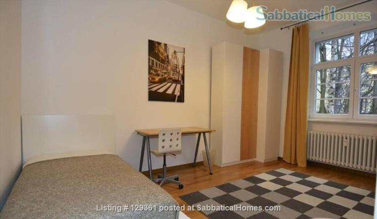 Well-being oasis with 3,5 rooms in Berlin-Wilmersdorf Home Rental in Berlin 8 - thumbnail