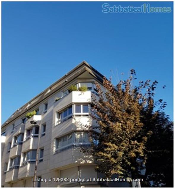 Bright and spacious  3 bedroom apartment  (Père Lachaise, Paris 20th)  Home Rental in Paris, IDF, France 2