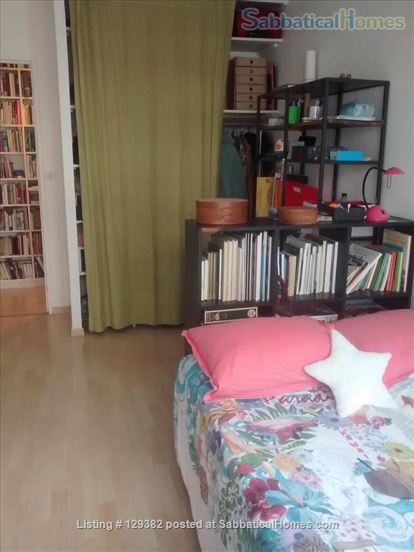 Bright and spacious  3 bedroom apartment  (Père Lachaise, Paris 20th)  Home Rental in Paris, IDF, France 7