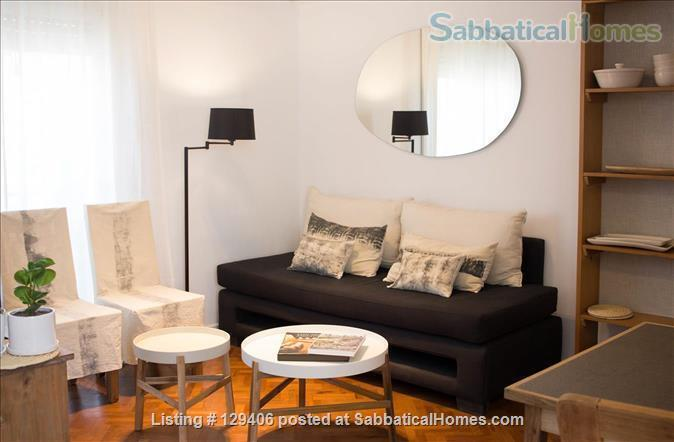 Chic, Sunny and Comfortable 1bd w/balcony  in Recoleta Home Rental in Recoleta, CABA, Argentina 2