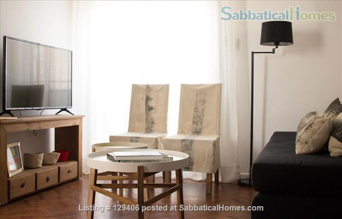 Chic, Sunny and Comfortable 1bd w/balcony  in Recoleta Home Rental in Recoleta, CABA, Argentina 3