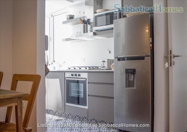 Chic, Sunny and Comfortable 1bd w/balcony  in Recoleta Home Rental in Recoleta, CABA, Argentina 4