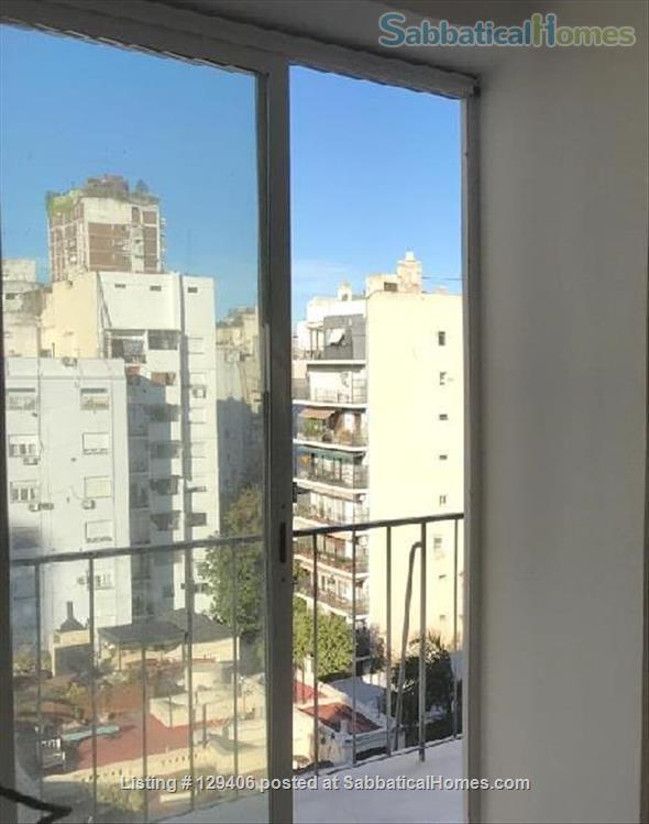 Chic, Sunny and Comfortable 1bd w/balcony  in Recoleta Home Rental in Recoleta, CABA, Argentina 7