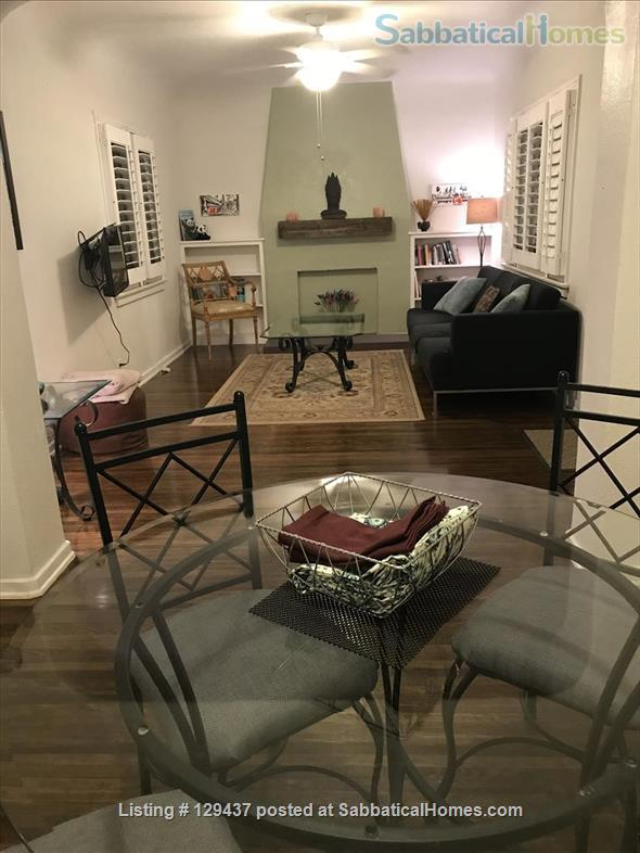 Charming house in the foothills close to Rose Bowl, JPL and Pasadena / Altadena / downtown LA Home Rental in Altadena, California, United States 1