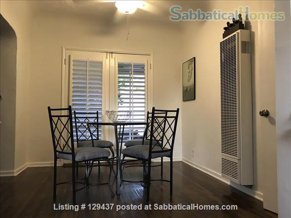 Charming house in the foothills close to Rose Bowl, JPL and Pasadena / Altadena / downtown LA Home Rental in Altadena, California, United States 0