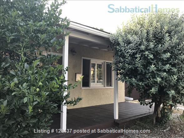 Charming house in the foothills close to Rose Bowl, JPL and Pasadena / Altadena / downtown LA Home Rental in Altadena, California, United States 7