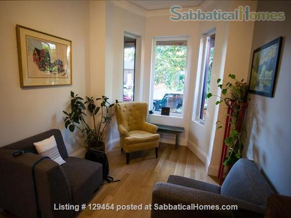 Beautiful Large 1-Bedroom, 2-Story Home in Roncesvalles Home Rental in Toronto, Ontario, Canada 3