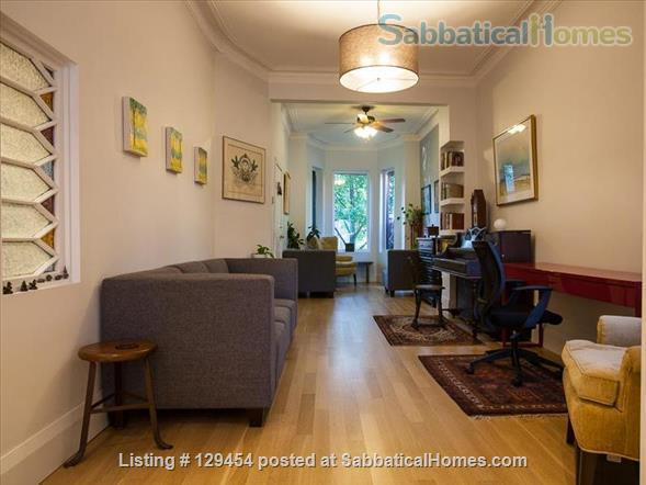Beautiful Large 1-Bedroom, 2-Story Home in Roncesvalles Home Rental in Toronto, Ontario, Canada 5