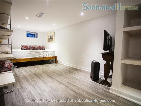 Beautiful Large 1-Bedroom, 2-Story Home in Roncesvalles Home Rental in Toronto, Ontario, Canada 8