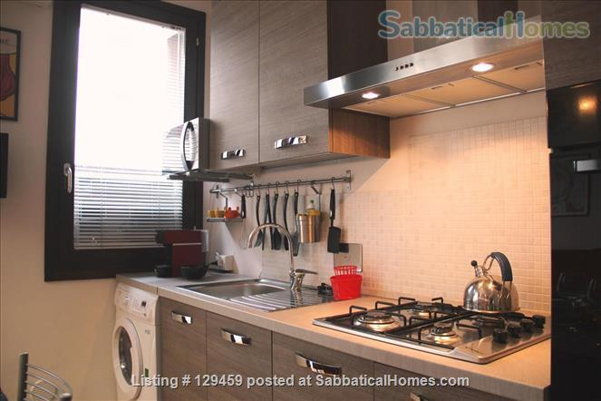 Brightest Loft Stibbert Museum Home Rental in Florence, Toscana, Italy 0