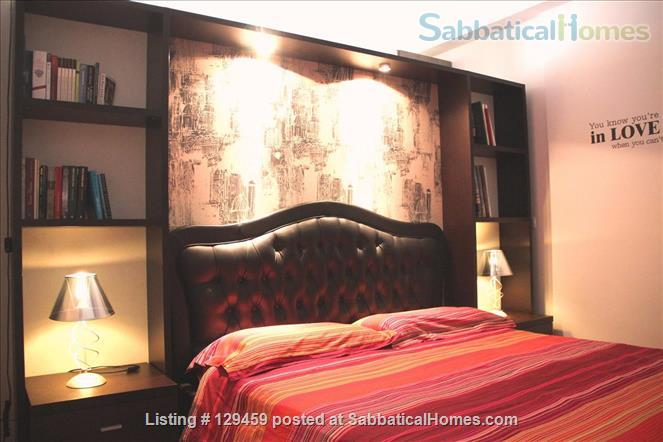 Brightest Loft Stibbert Museum Home Rental in Florence, Toscana, Italy 3