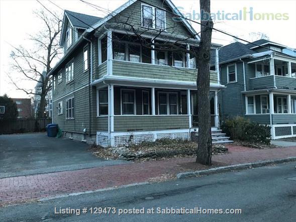 Quiet street, Active neighborhood Home Rental in Cambridge, Massachusetts, United States 5