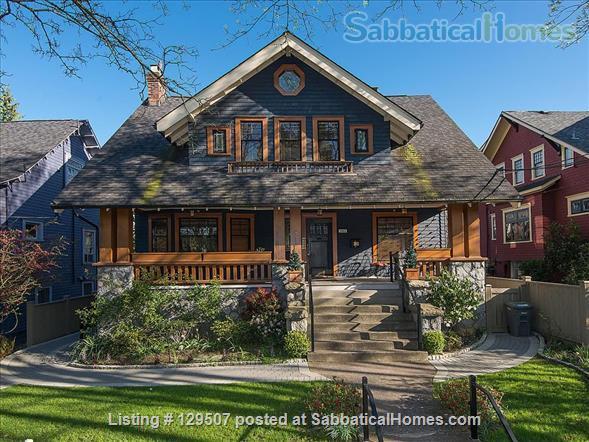 Deluxe Loft Suite - Best Neighborhood in Vancouver - Close to UBC Home Rental in Vancouver, British Columbia, Canada 9