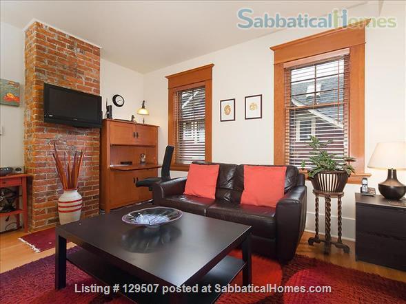 Deluxe Loft Suite - Best Neighborhood in Vancouver - Close to UBC Home Rental in Vancouver, British Columbia, Canada 1