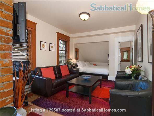 Deluxe Loft Suite - Best Neighborhood in Vancouver - Close to UBC Home Rental in Vancouver, British Columbia, Canada 0