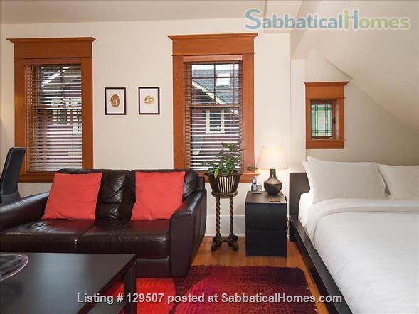 Deluxe Loft Suite - Best Neighborhood in Vancouver - Close to UBC Home Rental in Vancouver, British Columbia, Canada 2