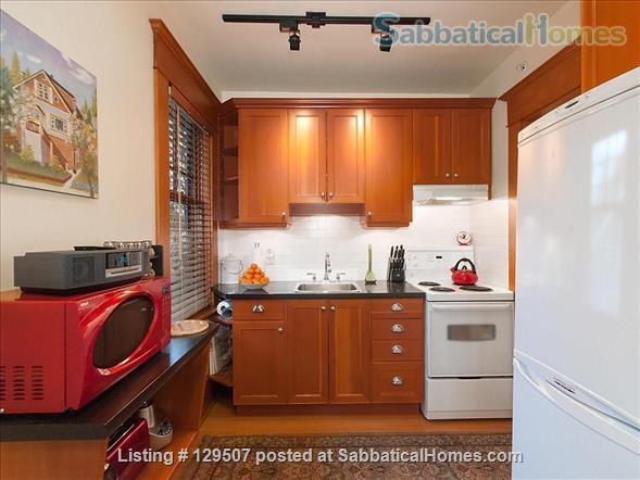 Deluxe Loft Suite - Best Neighborhood in Vancouver - Close to UBC Home Rental in Vancouver, British Columbia, Canada 6
