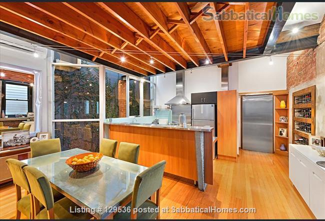 200 sq. metre 3 BEDROOM HOUSE - Quality & class in a cool conversion in Melbourne's hippest suburb - Brunswick East Home Rental in Brunswick, VIC, Australia 2