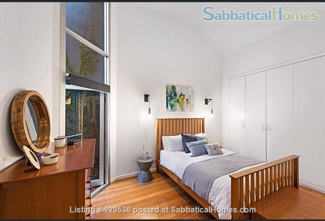 200 sq. metre 3 BEDROOM HOUSE - Quality & class in a cool conversion in Melbourne's hippest suburb - Brunswick East Home Rental in Brunswick, VIC, Australia 5
