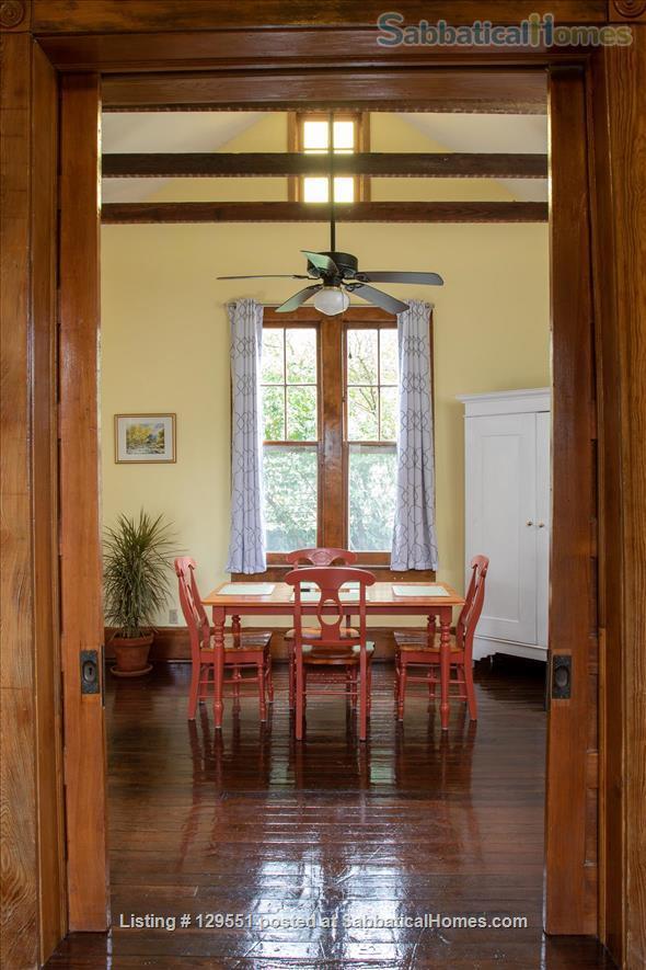 Historic Farmhouse Near Tulane/Loyola Universities Home Rental in New Orleans, Louisiana, United States 3