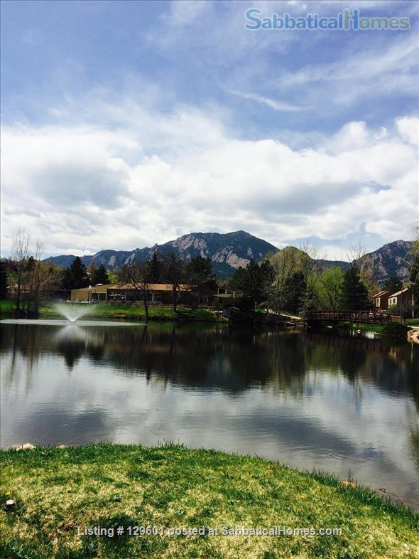 2 Bedroom two bathroom apartment Home Rental in Boulder, Colorado, United States 3
