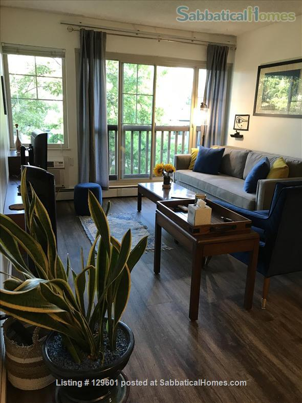 2 Bedroom two bathroom apartment Home Rental in Boulder, Colorado, United States 7