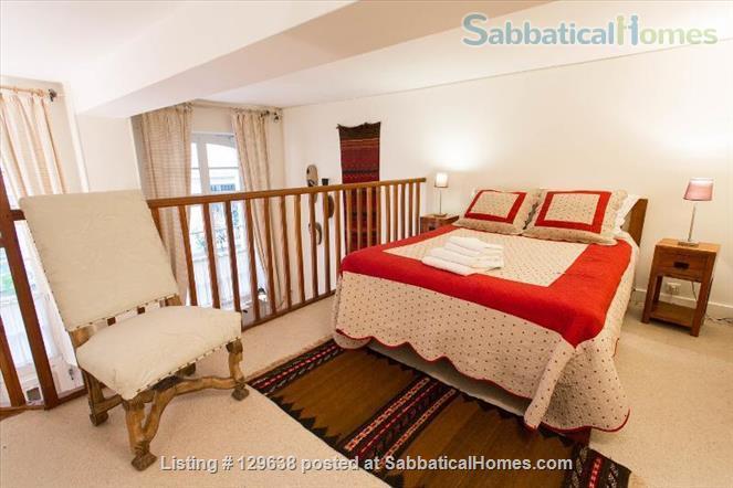 Charming Loft-style Apartment in the Haut Marais Home Rental in Paris, Île-de-France, France 4