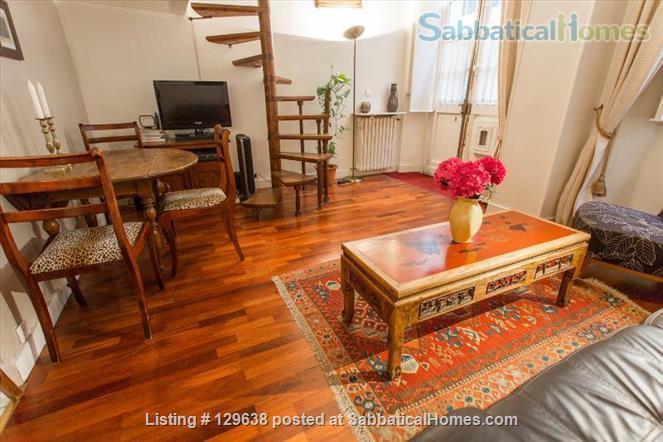 Charming Loft-style Apartment in the Haut Marais Home Rental in Paris, Île-de-France, France 8