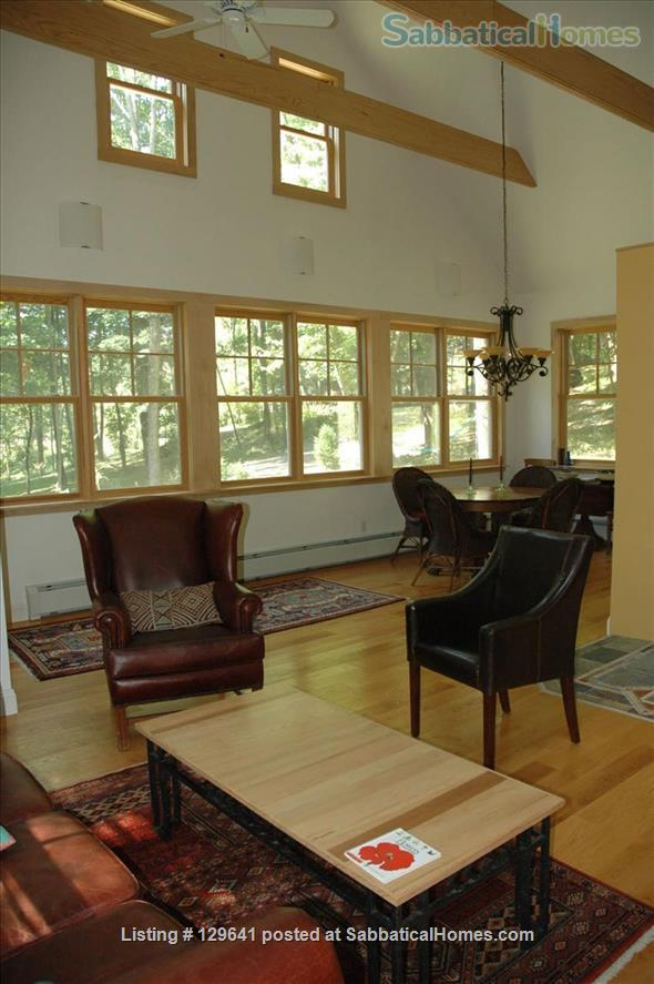 Spacious House with , patio, deck & access to pond Home Rental in Accord, New York, United States 0