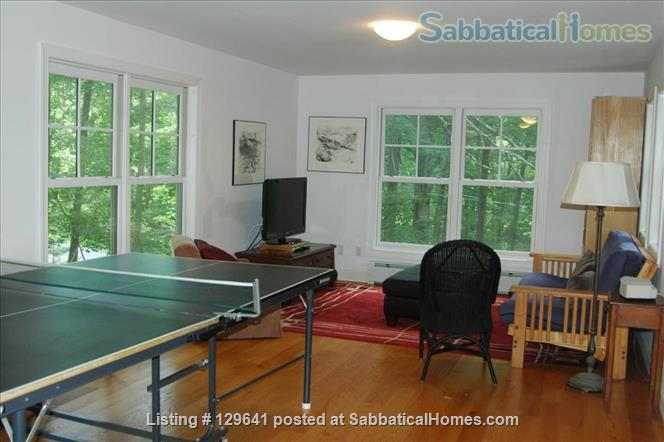 Spacious House with , patio, deck & access to pond Home Rental in Accord, New York, United States 6