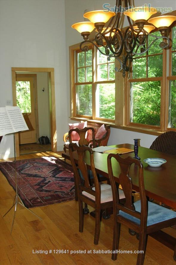 Spacious House with , patio, deck & access to pond Home Rental in Accord, New York, United States 7