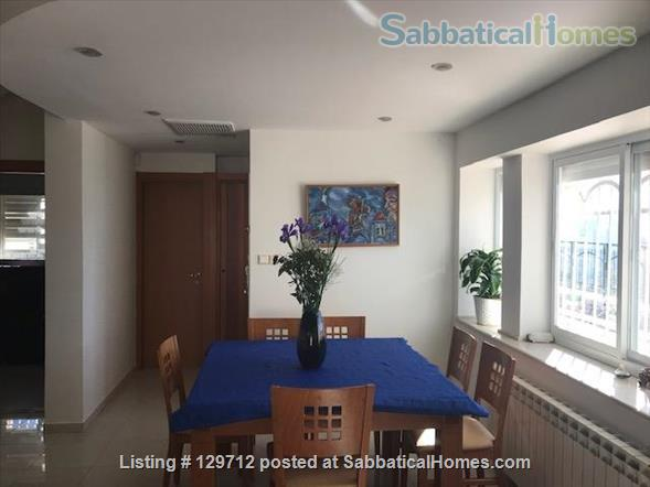Beautiful house in Mevaseret Zion, 15 min from Jerusalem Home Rental in Mevaseret Zion, Jerusalem District, Israel 4