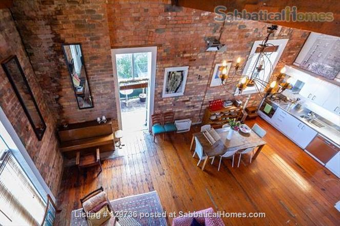 Large Character Apartment in Central Auckland Home Rental in Auckland 0