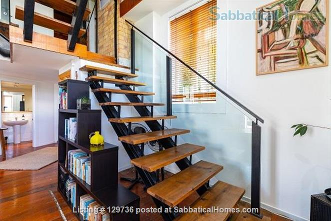 Large Character Apartment in Central Auckland Home Rental in Auckland 6