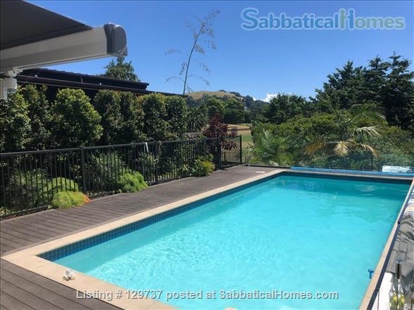 Large family home and garden in central Auckland Home Rental in Auckland, Auckland, New Zealand 1
